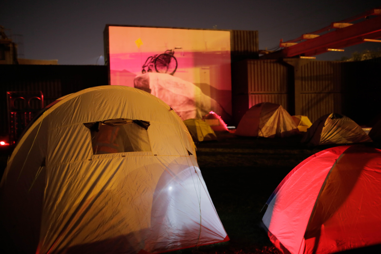 30 августа пройдет вторая «Ночевка в Музее стрит-арта»