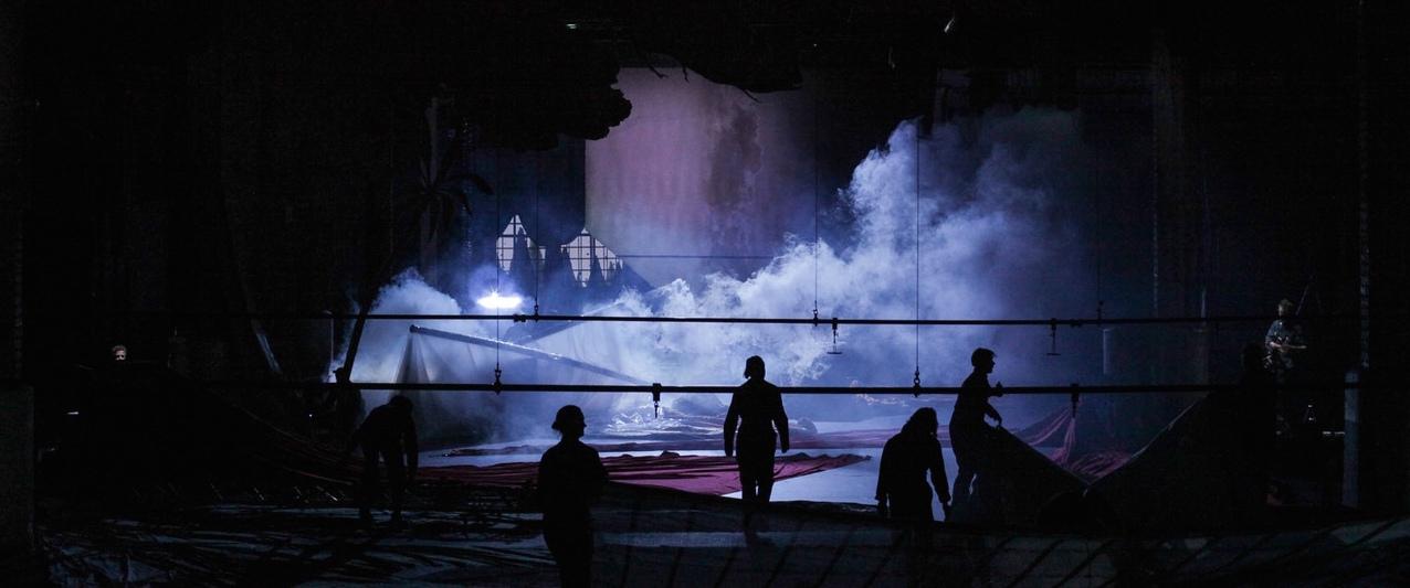 Постановка английского театра Artangel в Музее стрит-арта 31 октября, 1 и 2 ноября