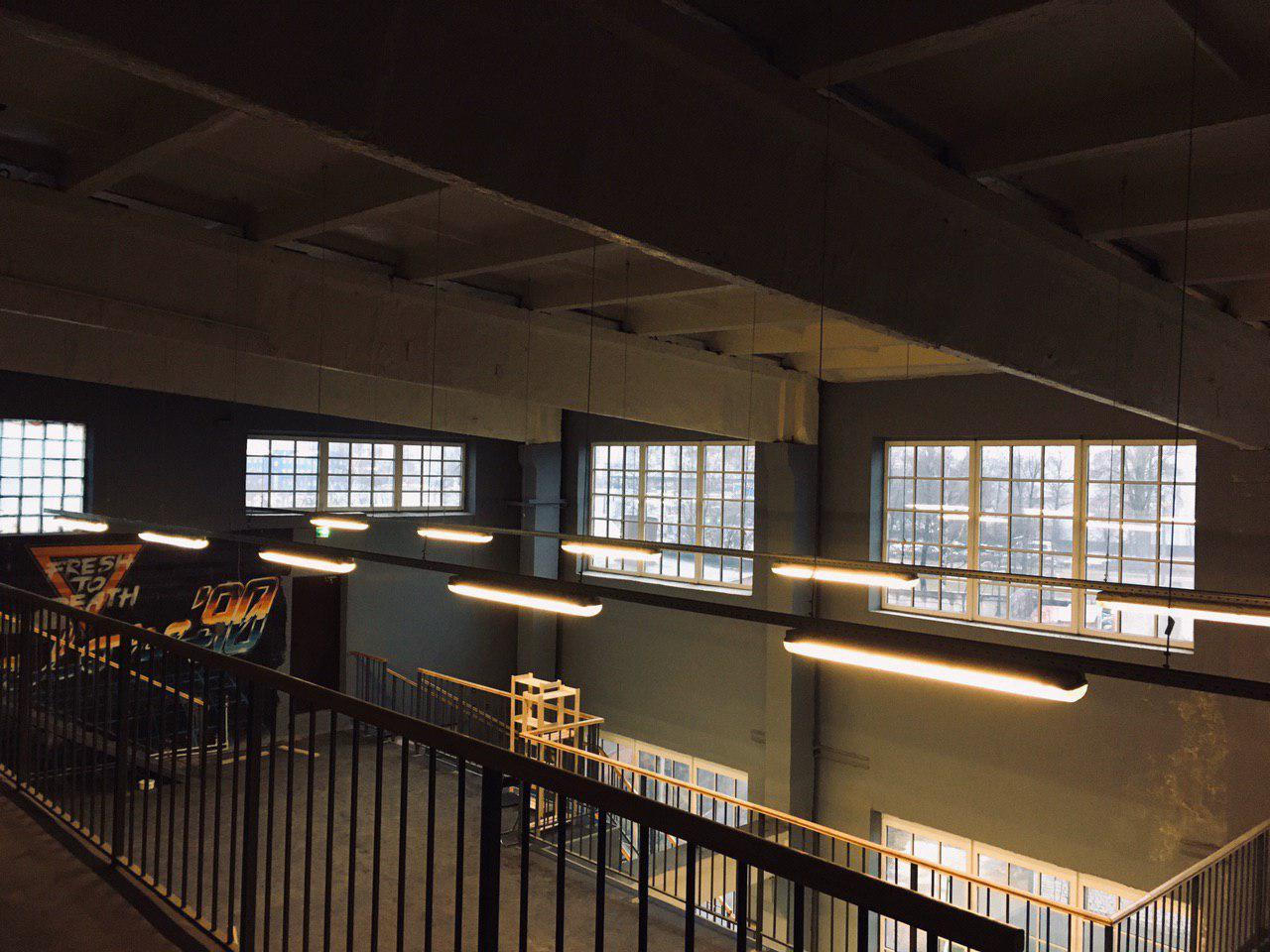 В Музее стрит-арта появилась бесплатная мастерская для художников.